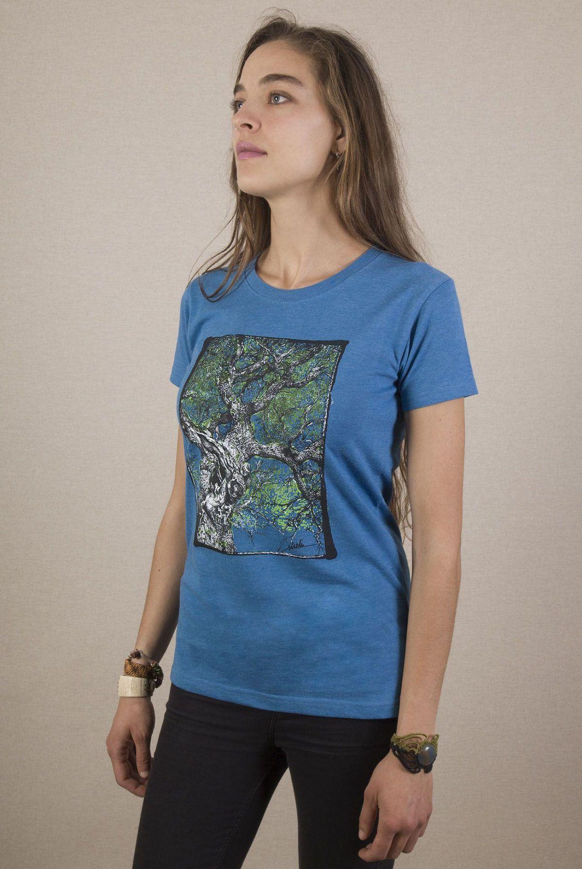 camiseta-ecologica-arbol-singular-azul-sirem-wild