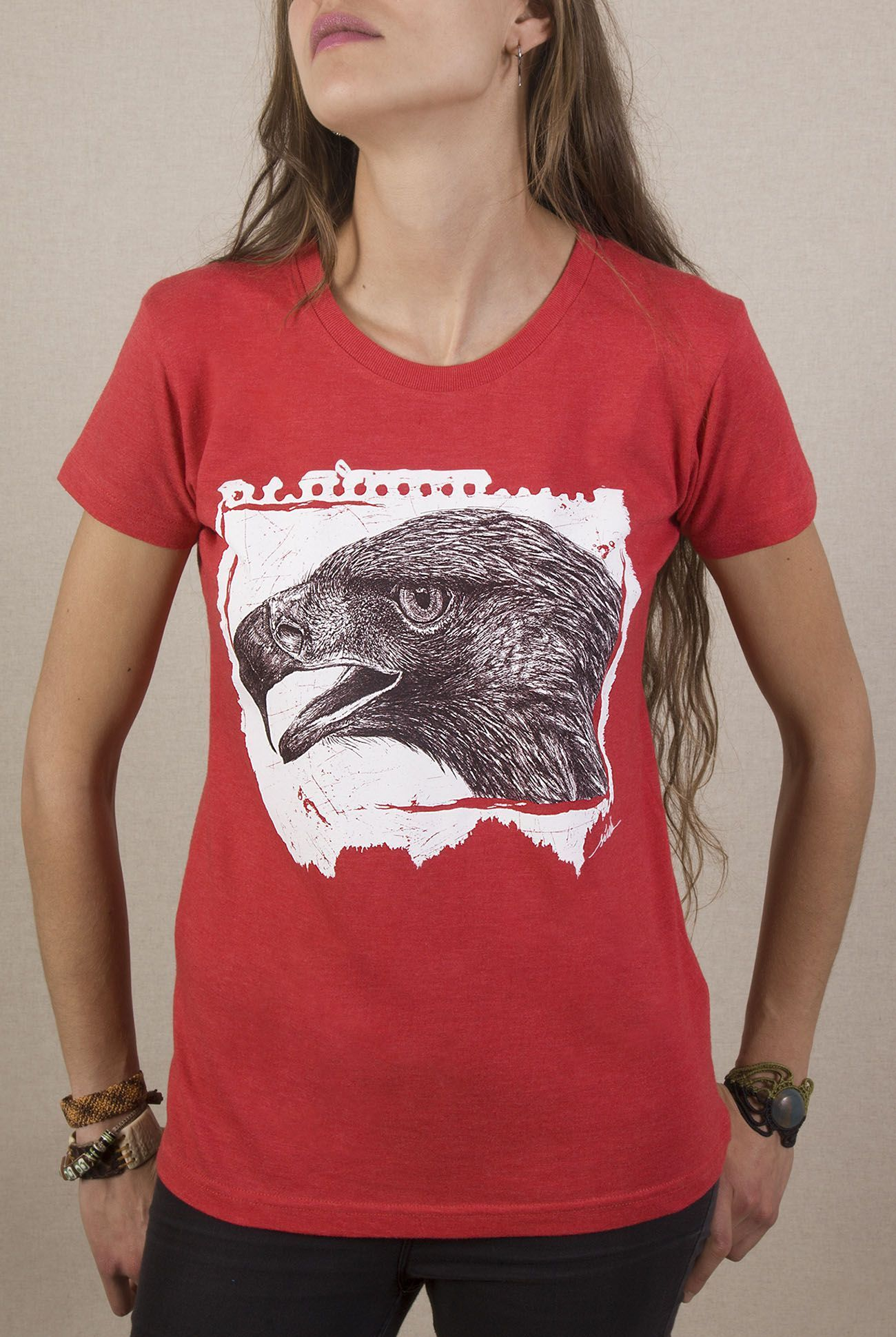 Camiseta aguila Mujer