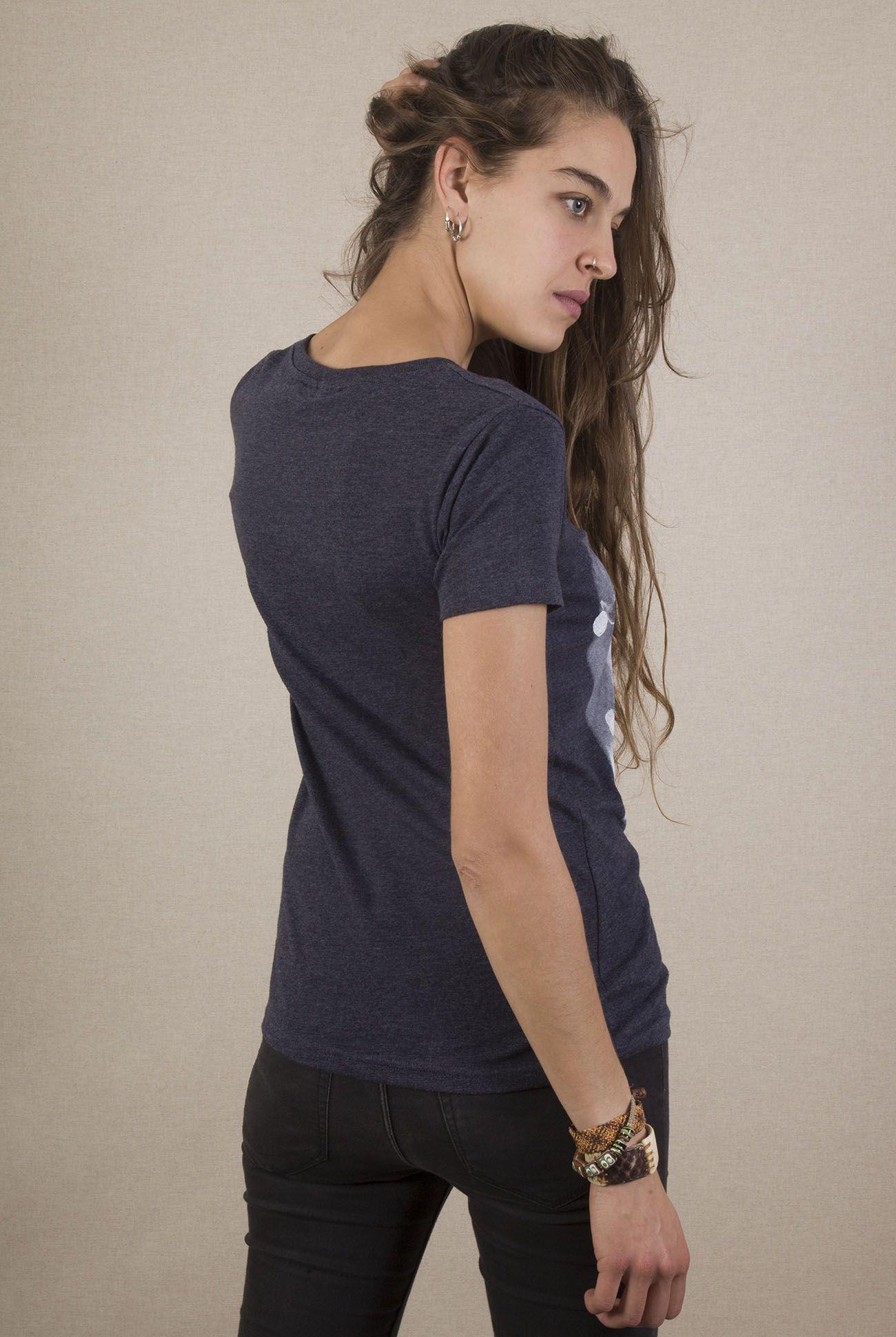 Camiseta Ballena Mujer