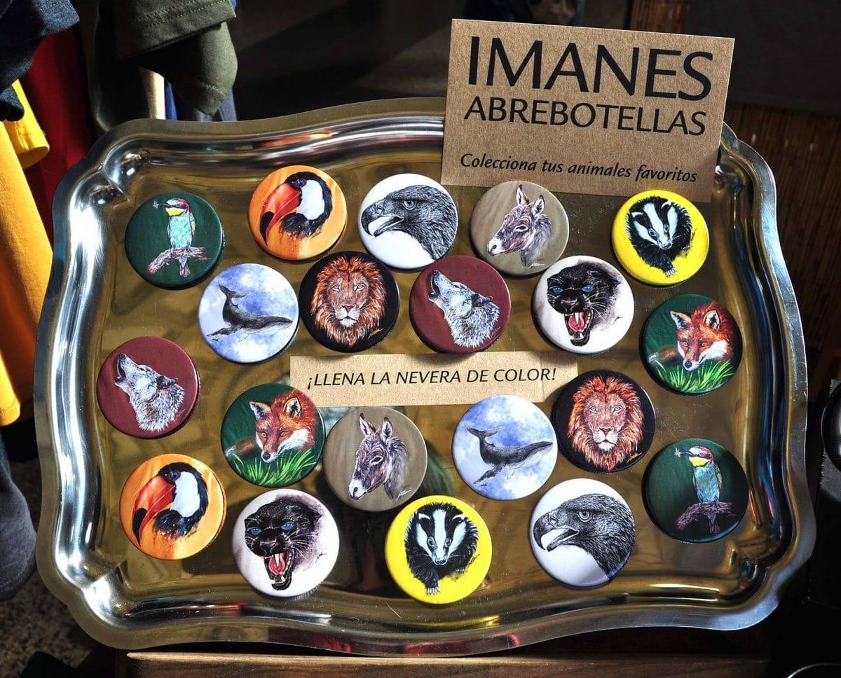 Imanes de animales-sirem wild-imanes abrebotellas