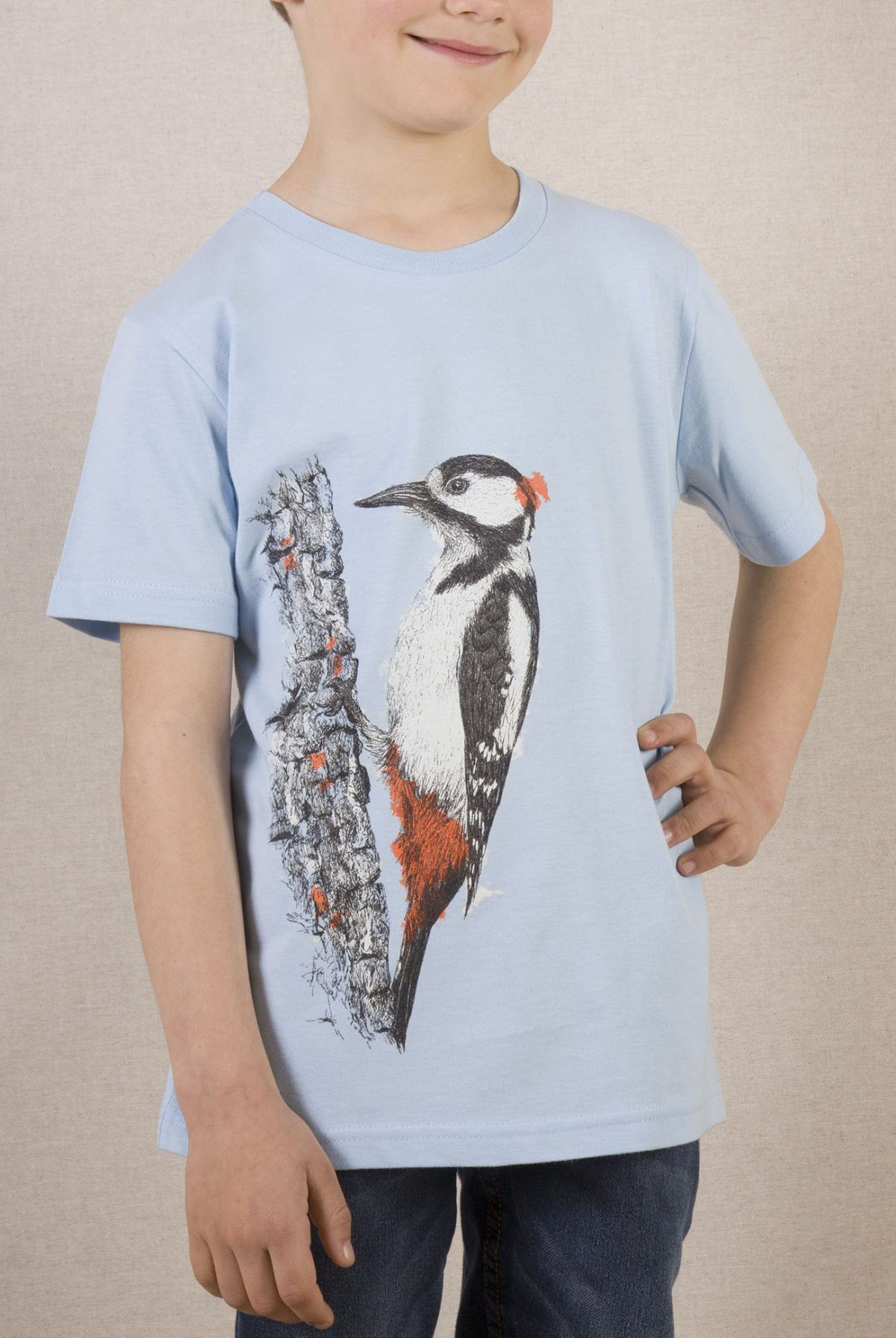 Camiseta picapinos Infantil