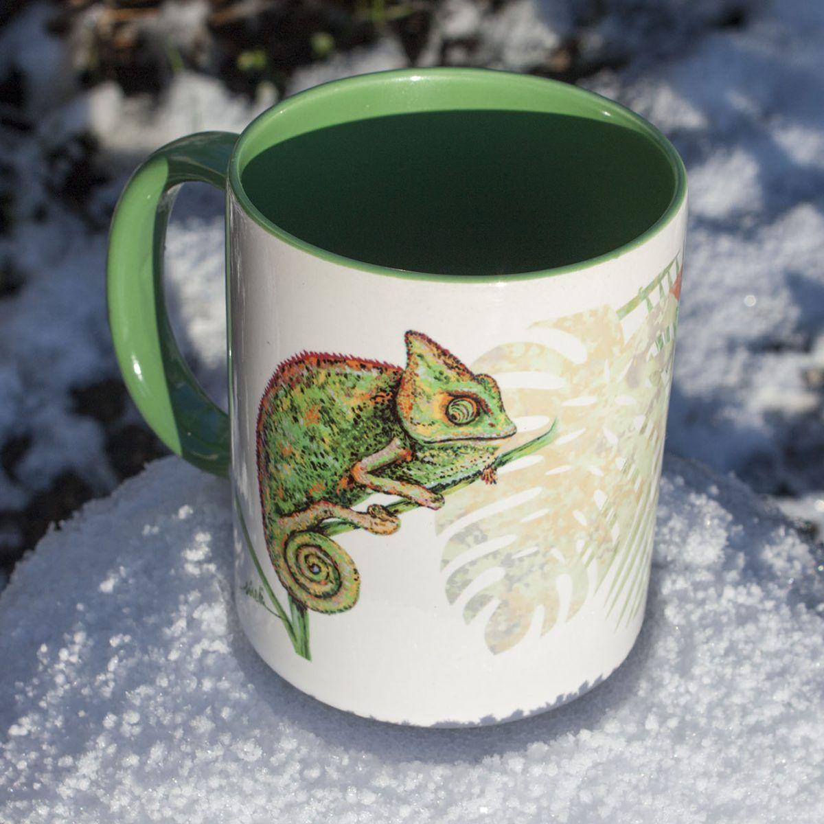 taza-original-animal-camaleon-verde-siremwild
