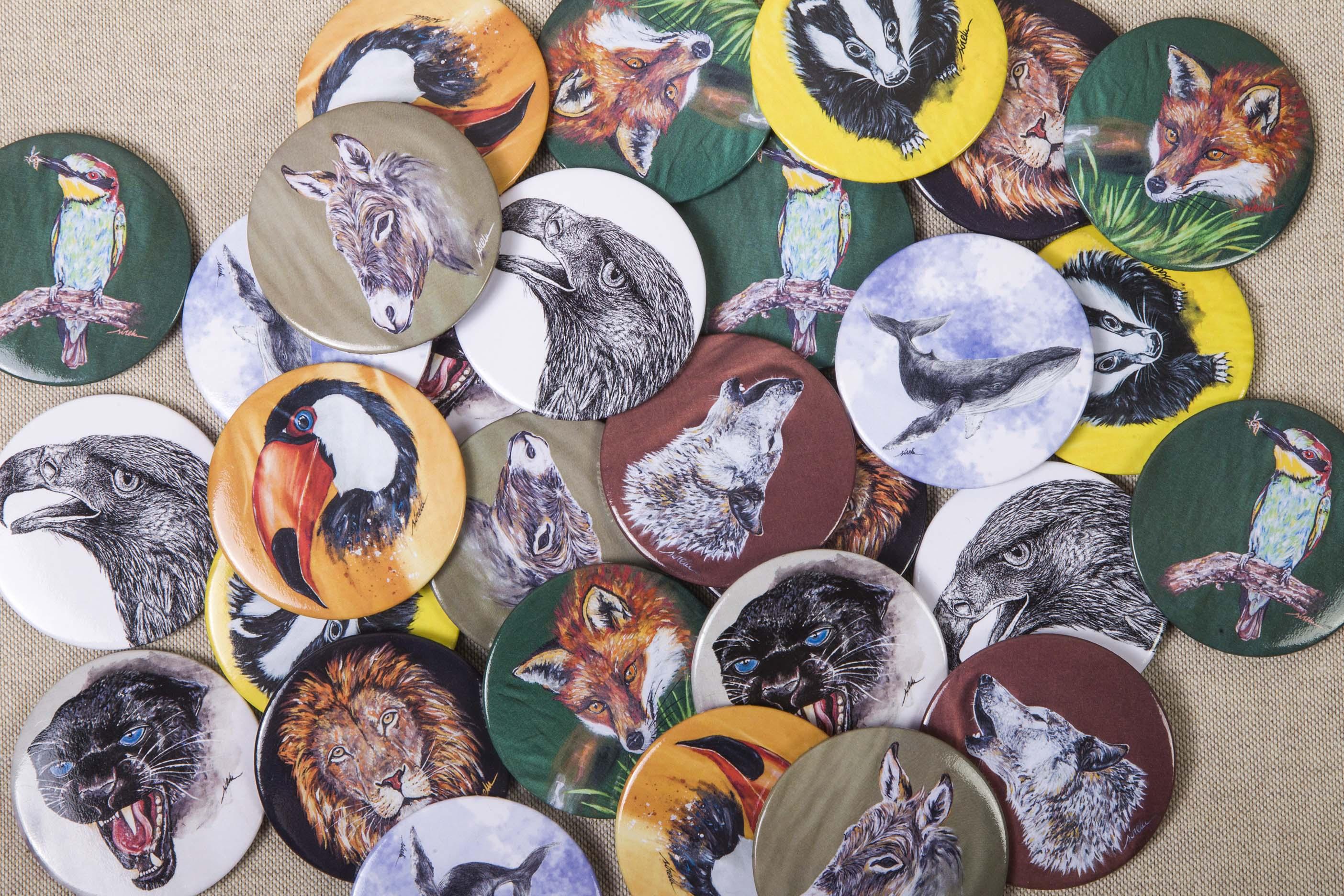 home-sirem wild-imanes abrebotellas-animales