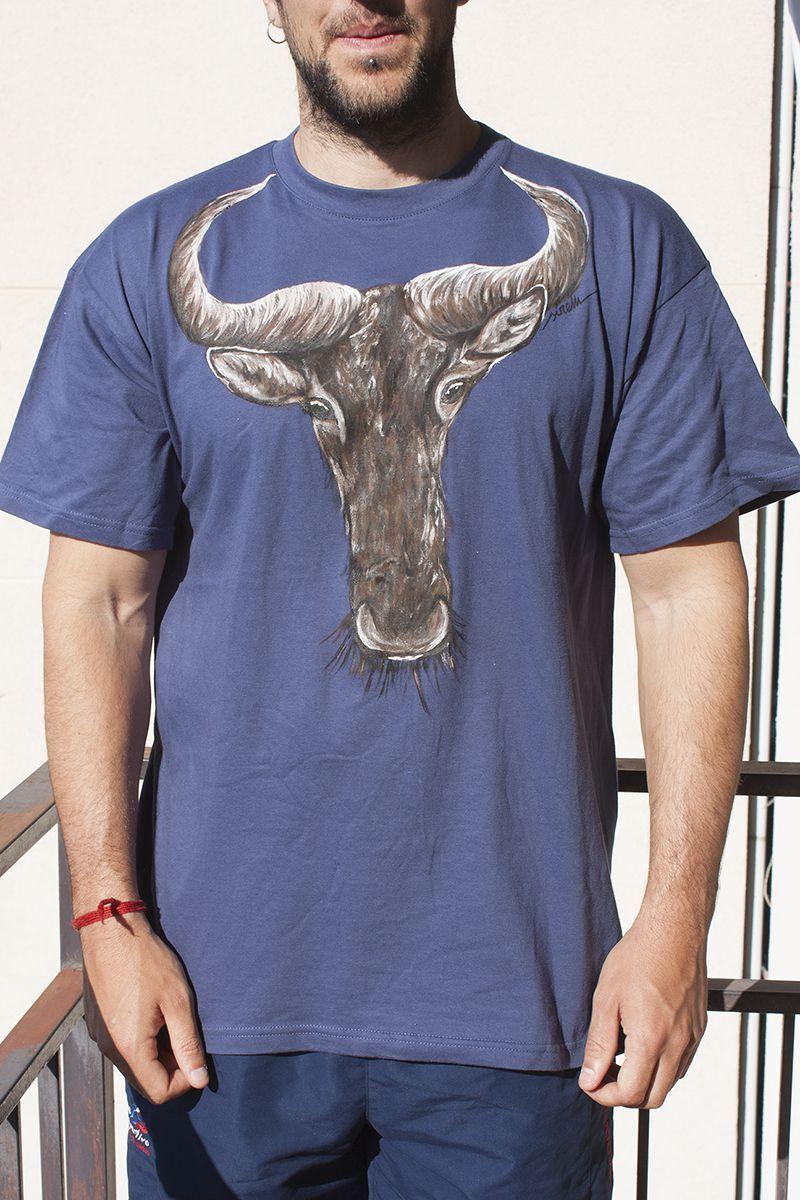 Camiseta Ñu Hombre L