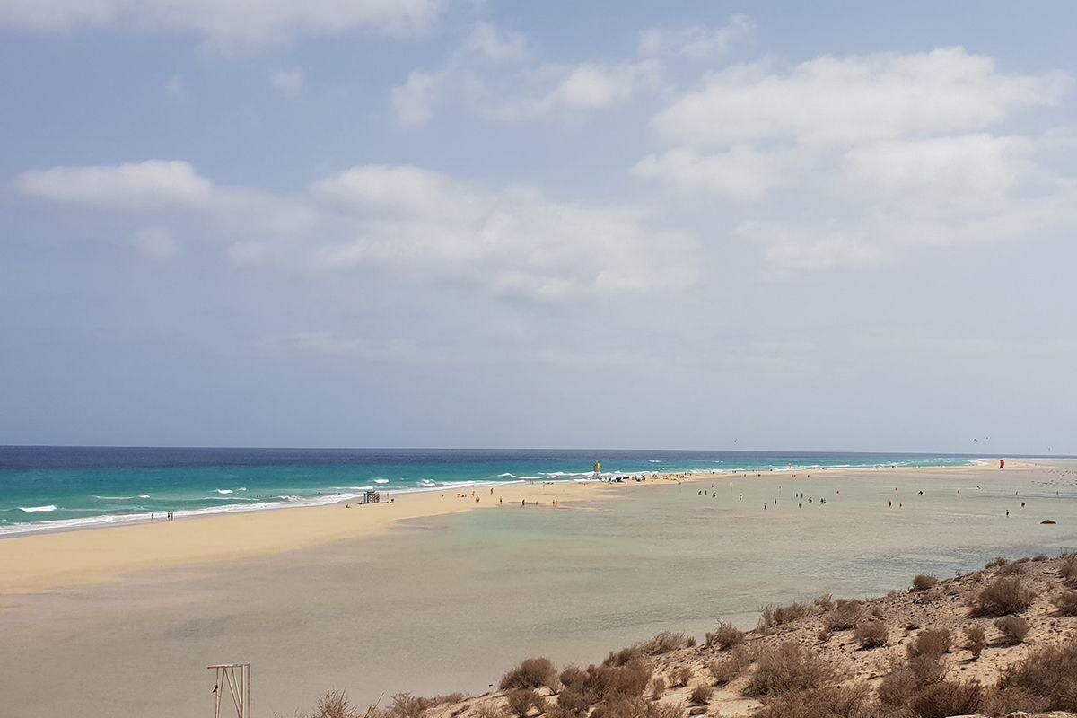 Playa de Sotavento-fuerteventura