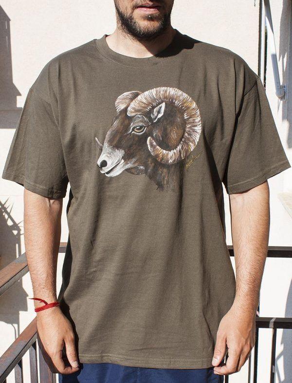 Camiseta muflon hombre XL