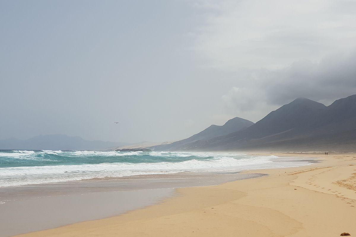 playa Cofete-fuerteventura
