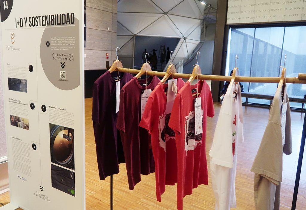 sirem wild-jornada moda sostenible-camisetas ecologicas-museo del traje madrid