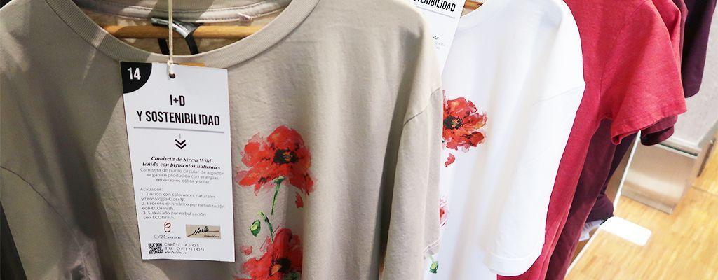 sirem wild-jornada moda sostenible-camisetas ecologicas