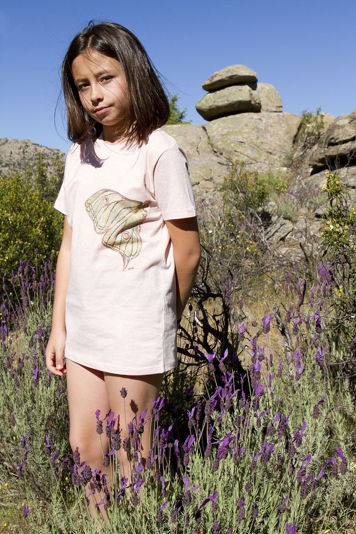 sirem wild-coleccion nature lover-moda sostenible-mariposa