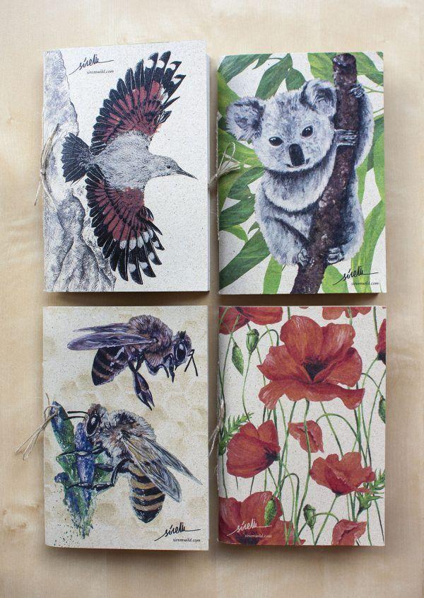 libretas papel hierba-sirem wild