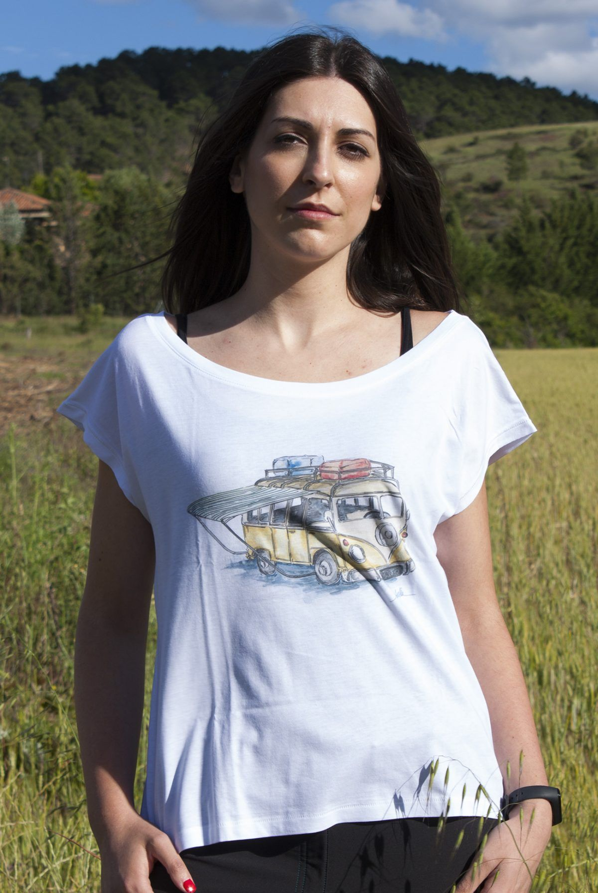 camiseta-furgoneta-algodon-organico-sirem-wild-moda-sostenible