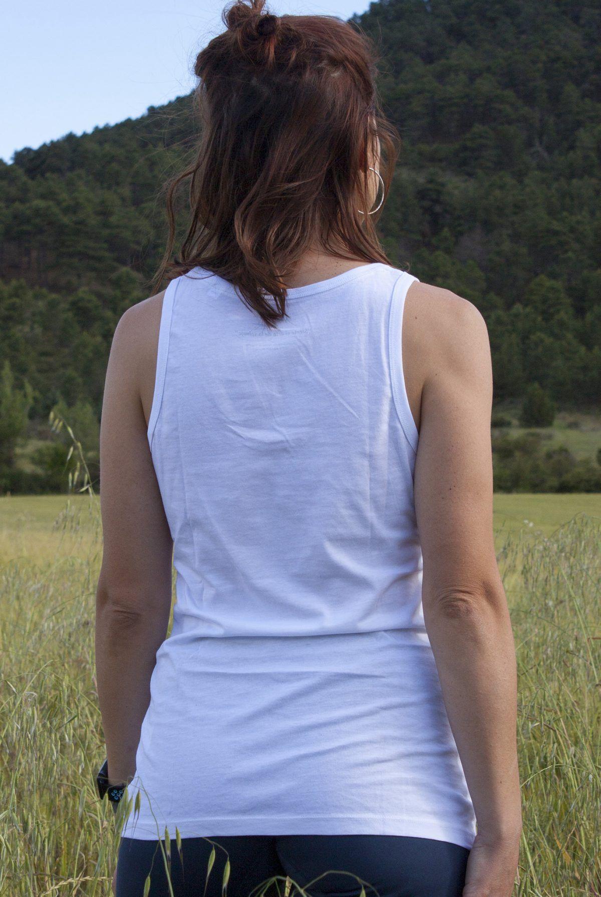 camiseta-furgoneta vw-algodon organico-sirem wild-moda etica sostenible-mujer tirantes espalda