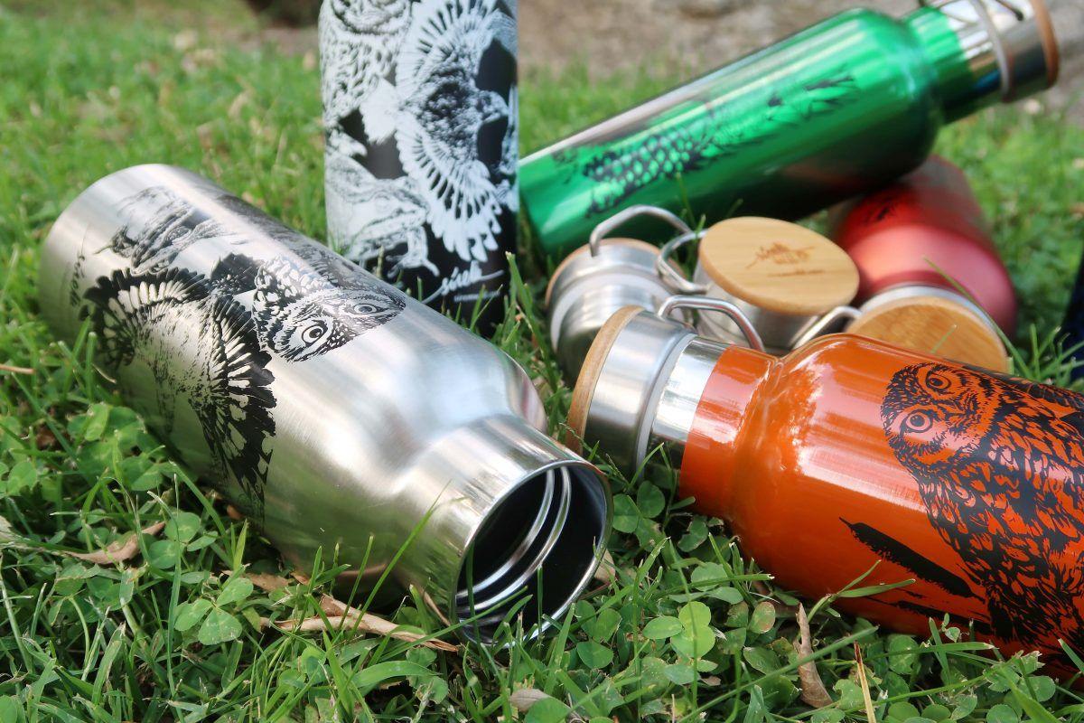 botellas de agua reutilizables acero inoxidable-sirem wild