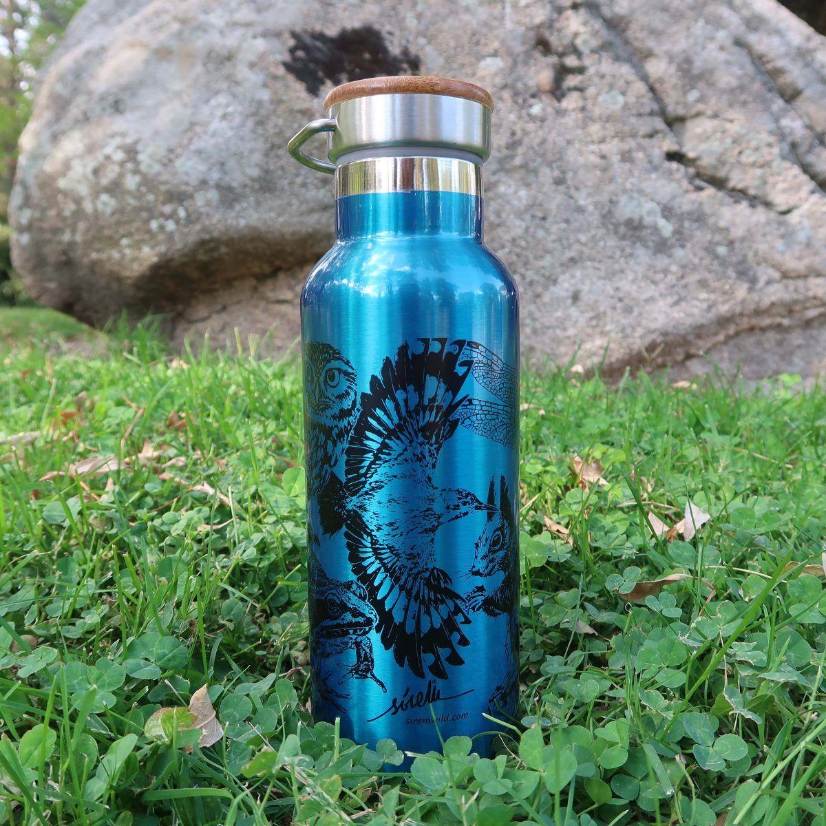 botellas de agua reutilizables-sirem wild-azul