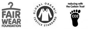 certificados textil-coleccion-natural lover-sirem wild-fair wear foundation-gots-global organic standard-carbon trust-Carbon Reduction Label