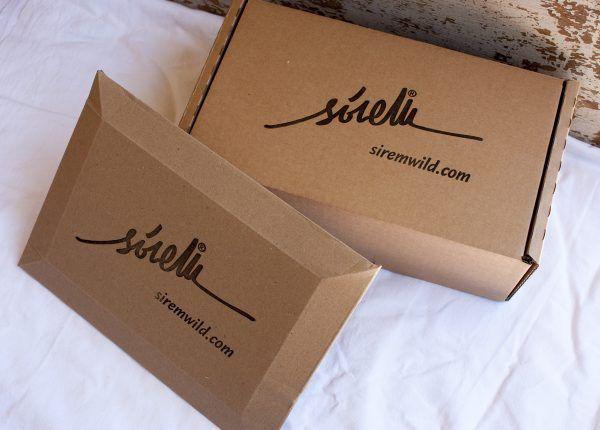envio regalo packaging sostenible caja-sirem wild