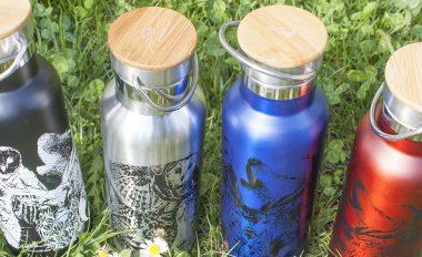 comprar botellas de agua reutilizables personalizadas termo sostenibles