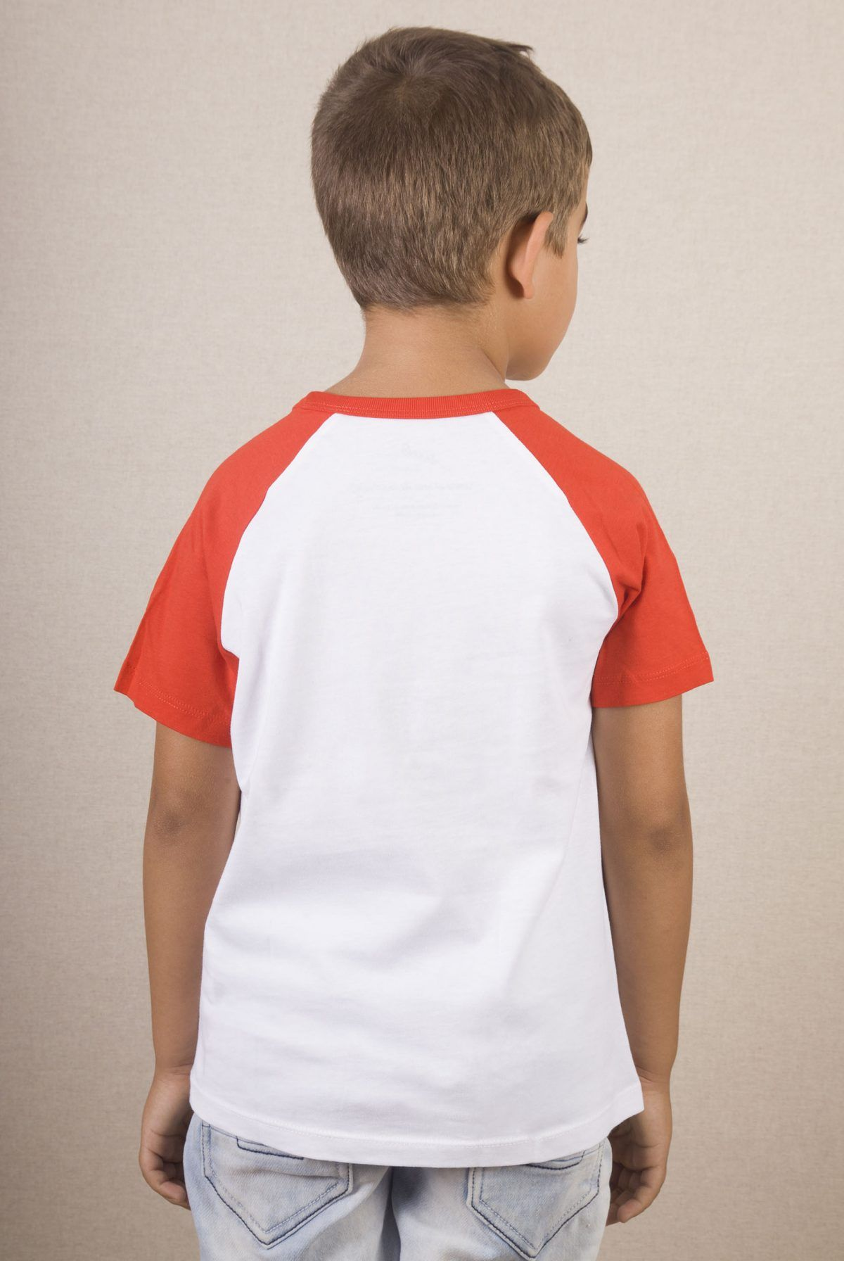 Camiseta Leona niño-sirem wild