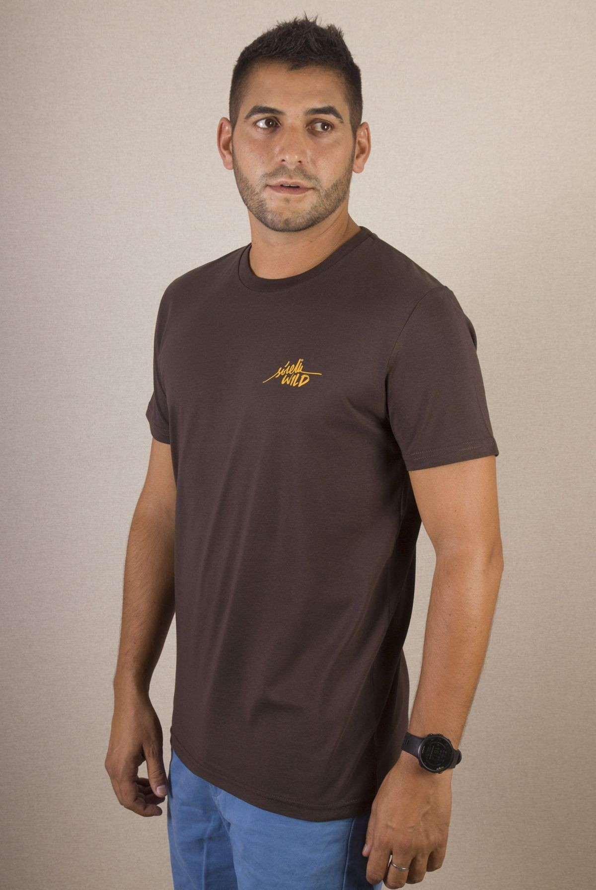Camiseta baobab hombre-sirem wild