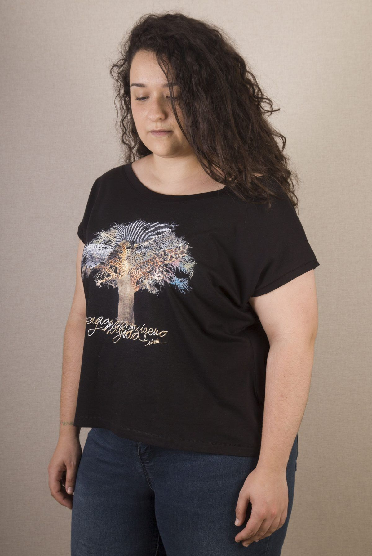 Camiseta baobab-sirem wild