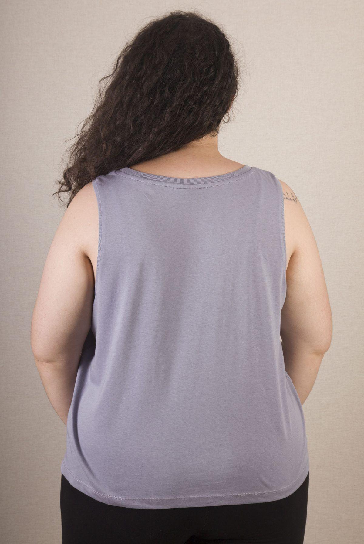 Camiseta mujer Leona tirantes-sirem wild