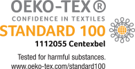 Oeko-Tex-certificado textil-sirem wild