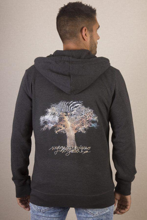 Sudadera hombre Baobab unisex-sirem wild