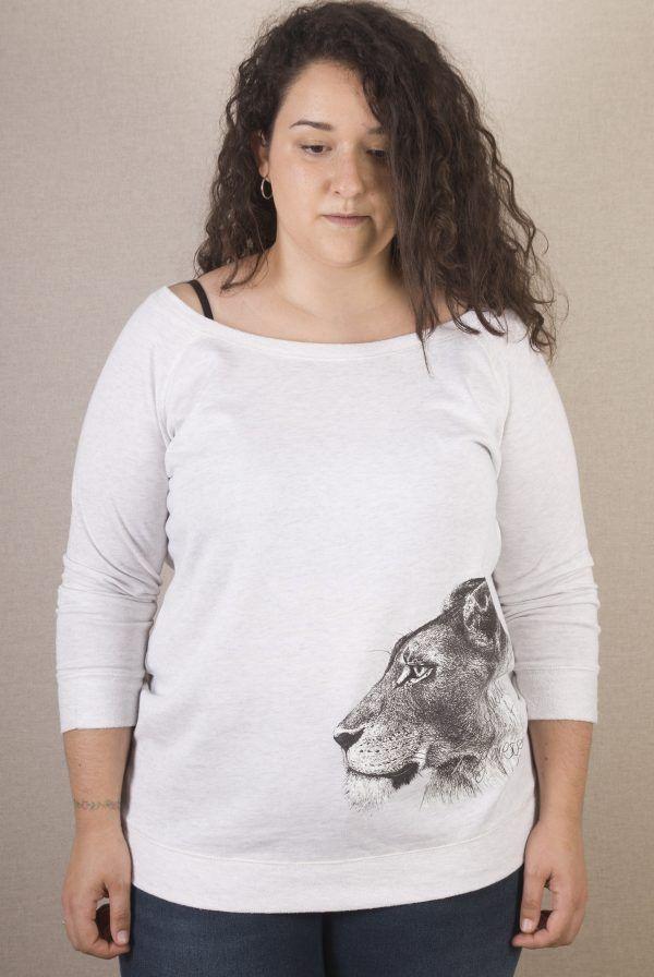 Jersey mujer Leona-sirem wild