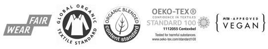 certificados-ropa ecologica-sirem wild