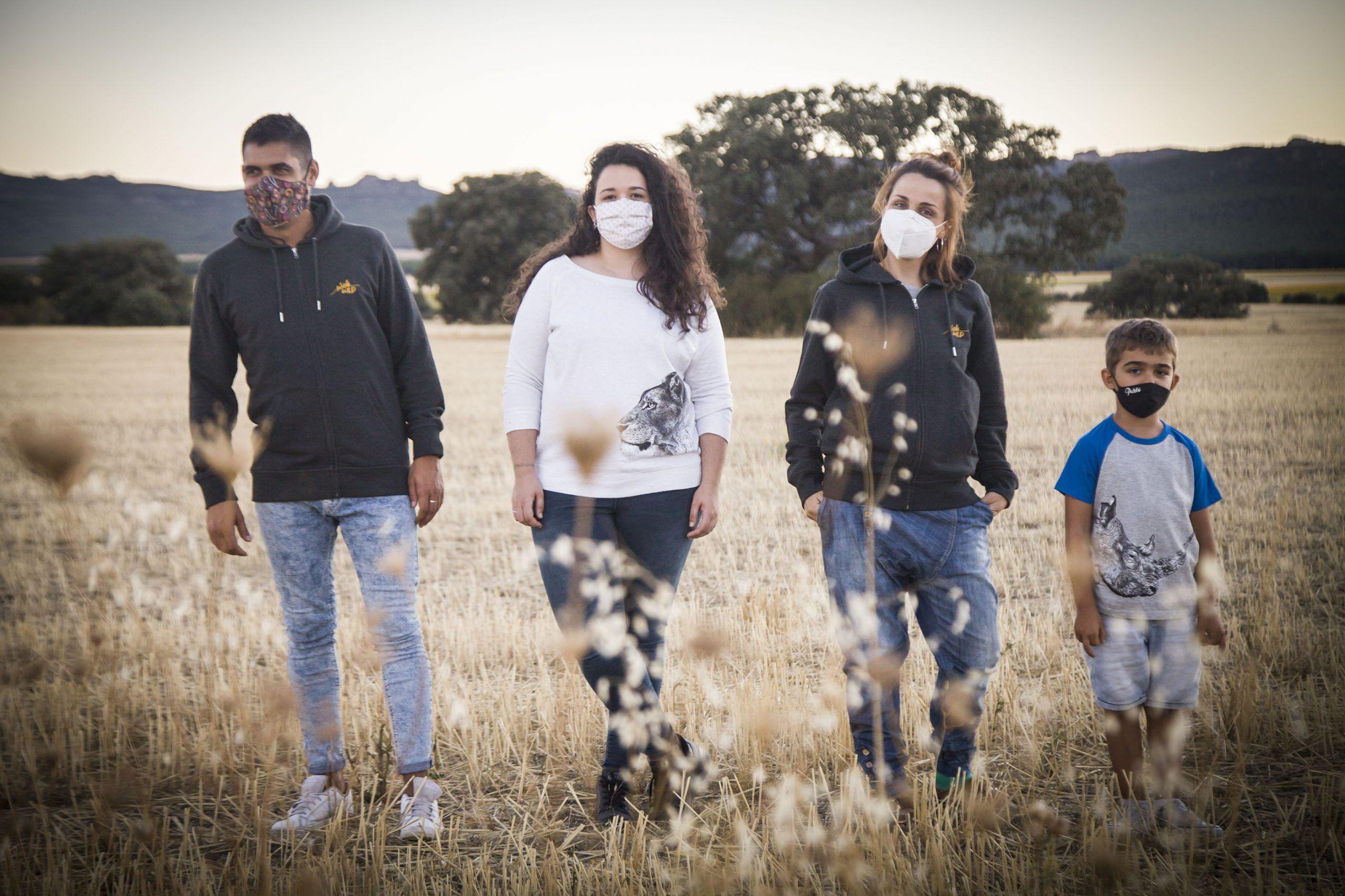 ropa ecologica-sirem wild-savanna