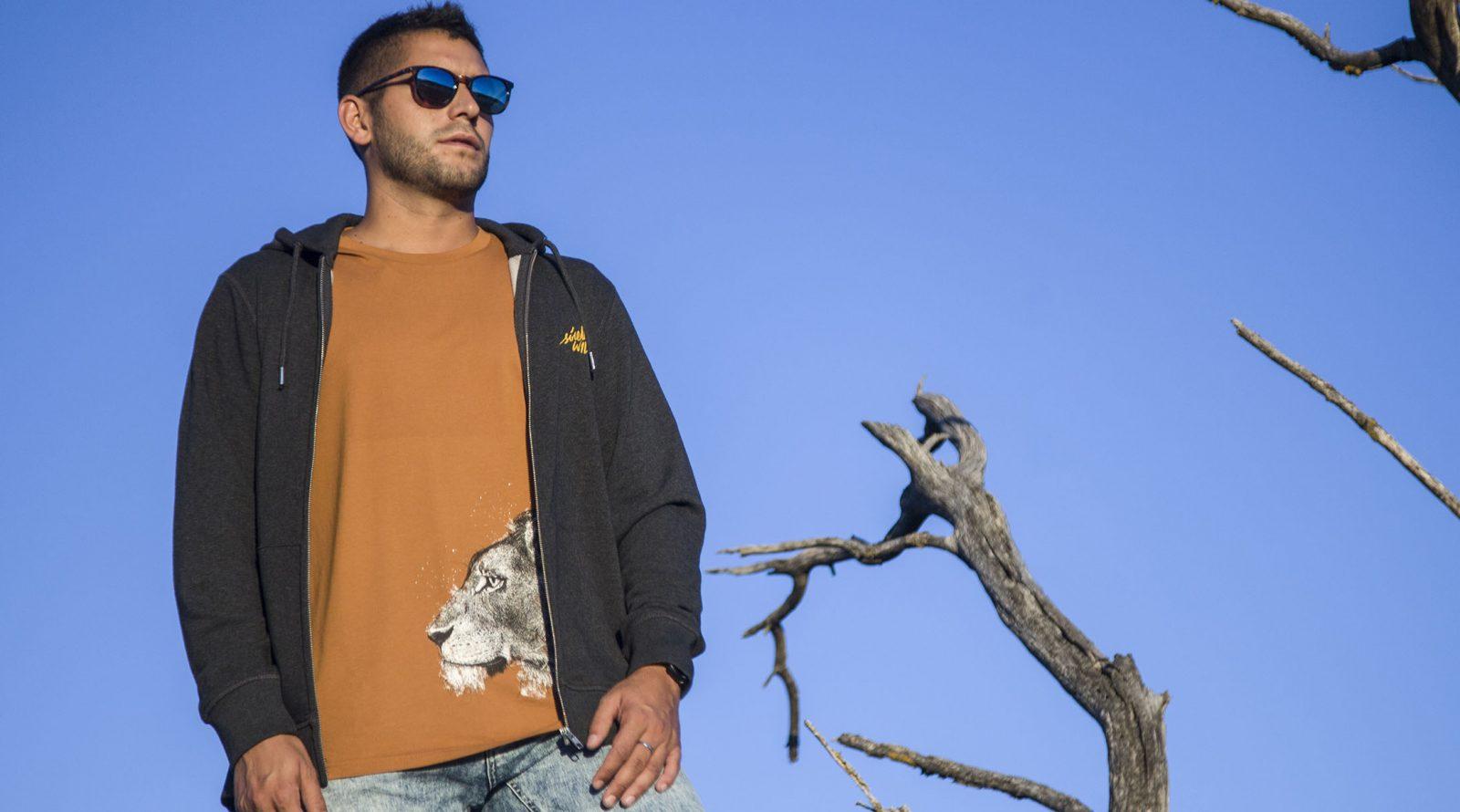 ropa ecologica-sirem wild-leona